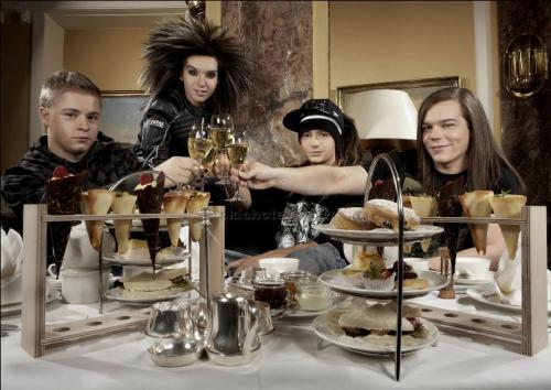 Wallpapers - Tokio Hotel