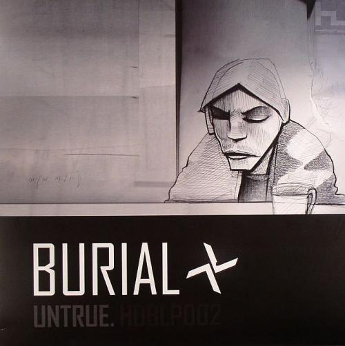 (dubstep) Burial - Untrue - 2007, MP3, 320 kbps