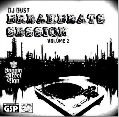 (Breakbeats,Break Dance) DJ DUST - Breakbeats session vol2 Folder - 2008, MP3, 128 kbps