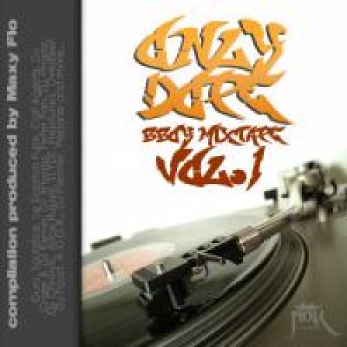 (Breaks,Break Dance) Only Dope BBoy Mixtape Vol. 1 - 2008, MP3, 192 kbps