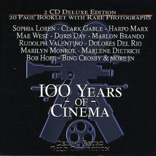 (Soundtracks) VA - 100 Years Of Cinema Music (Deluxe Edition) (5CD) - 2009, MP3, 192 kbps