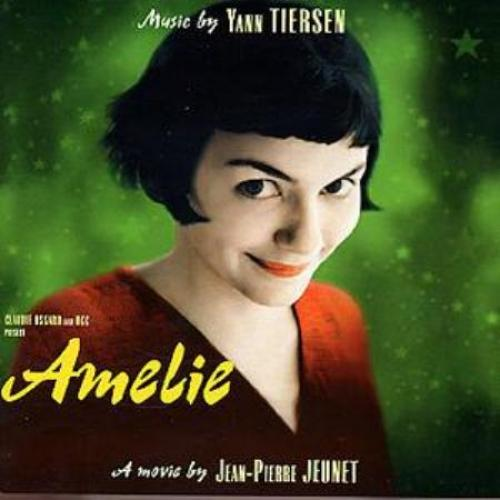 (OST) Amelie | Амели [full exclusive version] - 2001, MP3, 192 kbps