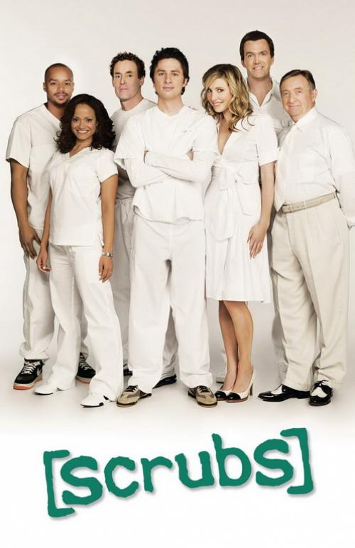 (OST) Клиника / Scrubs 1-6 seasons - 2007, MP3, VBR 192-320 kbps