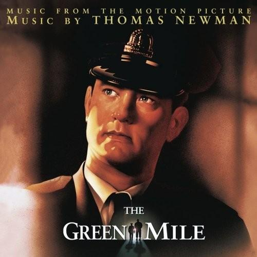(ost) The Green Mile/Зелёная миля. - 1999, MP3, 128 kbps