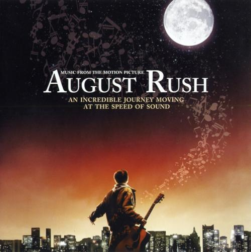 (O.S.T.) August Rush / Август Раш - 2007, APE (image + .cue), lossless