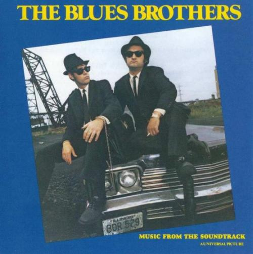 (OST) The Blues Brothers / Братья блюз - 1980/2000, MP3, VBR 192-320 kbps