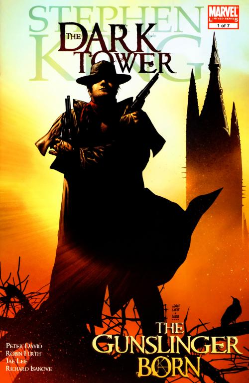 Стивен Кинг - Stephen King - The Dark Tower [2007-2010 CBR]