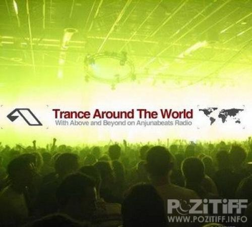 (Trance) Above and Beyond - Trance Around The World 251 - Cosmic Gate Guestmix (2009-01-16) - 2009, MP3, 192 kbps