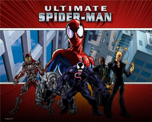 Ultimate Spider Man [Action]