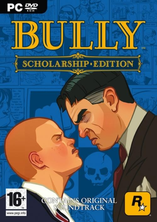 Bully: Scholarship Edition [Action]