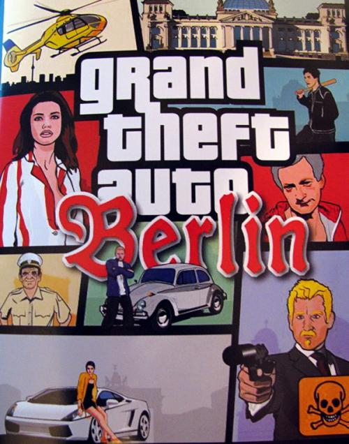 Grand Theft Auto / GTA - Berlin [Action]